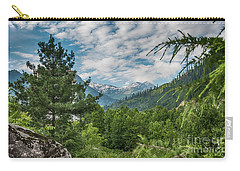 Manali In Summer Carry-all Pouch