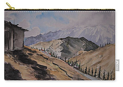 Manali Scene Carry-all Pouch