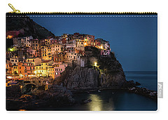 Manarola At Night Carry-all Pouch