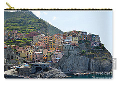 Manarola Carry-all Pouch by Corinne Rhode