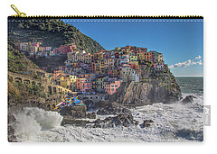 Manarola In Cinque Terre  Carry-all Pouch