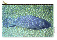 Manatee Carry-all Pouch