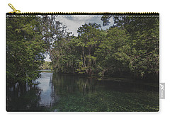 Manatee Springs Carry-all Pouch