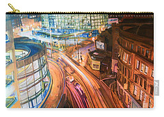Manchester High Street Carry-all Pouch