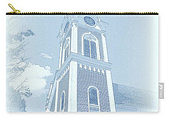 Manchester Vt Church Carry-all Pouch