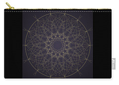 Mandala 2 Carry-all Pouch