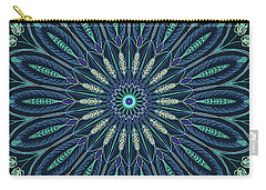Mandala 3 Carry-all Pouch