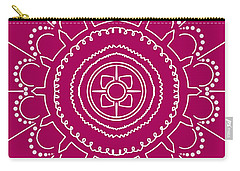 Mandala-i Carry-all Pouch