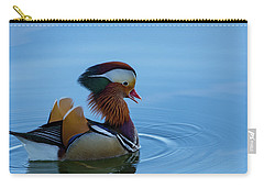 Majestic Mandarin Duck Carry-all Pouch