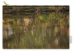 Mandarin Ducks #g3 Carry-all Pouch