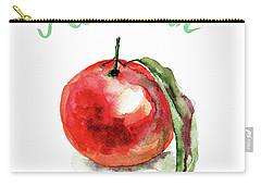 Mandarin Fruits Carry-all Pouch