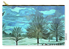 Mandisa Carry-all Pouch by Trish Tritz