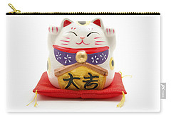 Maneki Neko Carry-all Pouch