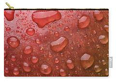 Mango Skin Carry-all Pouch by Steve Gadomski