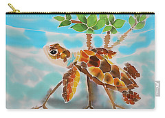 Mangrove Baby Turtle Carry-all Pouch