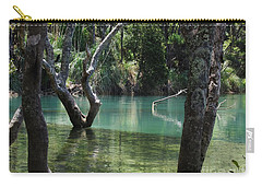 Carry-all Pouch featuring the photograph Mangrove Mystique by Dianne  Connolly