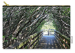 Mangrove Tunnel Carry-all Pouch