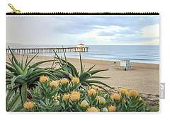 Manhattan Beach View Carry-all Pouch