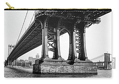 Manhattan Bridge, Afternoon Carry-all Pouch