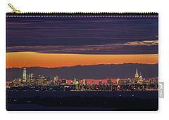 Manhattan Lights Carry-all Pouch