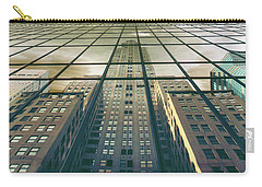 Manhattan Reflected Carry-all Pouch by Jessica Jenney