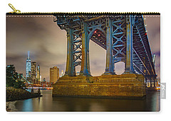 Manhattan Steel Carry-all Pouch