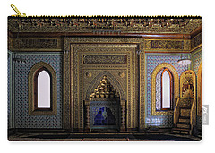 Manial Palace Mosque Carry-all Pouch by Nigel Fletcher-Jones