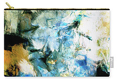 Carry-all Pouch featuring the painting Manifestation by Dominic Piperata