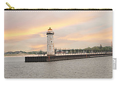 Manistee North Pierhead Lighthouse Carry-all Pouch