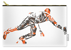 Manny Machado Baltimore Orioles Pixel Art 10 Carry-all Pouch