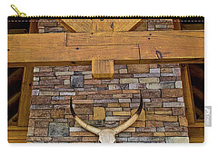 Mantle And Chimney Carry-all Pouch