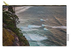 Carry-all Pouch featuring the photograph Manzanita Sun by Darren White