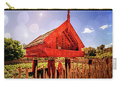 Maori Gathering Place Carry-all Pouch