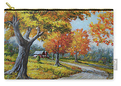 Maple Road Carry-all Pouch