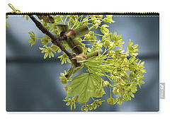 Maple Tree Flowers 2 - Carry-all Pouch