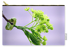 Maple Tree Flowers Carry-all Pouch