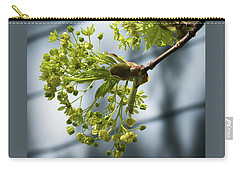Maple Tree Flowers - Carry-all Pouch