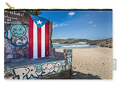 Mar Chiquita  Carry-all Pouch