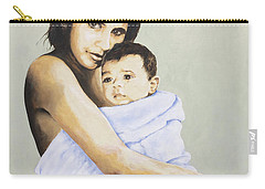 Mara And Il Bambino Carry-all Pouch