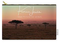 Mara Blushing Dawn Carry-all Pouch by Karen Lewis