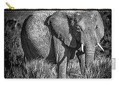 Mara Elephant Carry-all Pouch