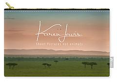 Mara Morn Carry-all Pouch by Karen Lewis