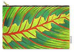 Maranta Red 2 Carry-all Pouch