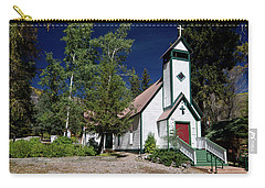 Marble Chapel Carry-all Pouch