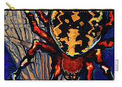 Marbled Orbweaver Carry-all Pouch