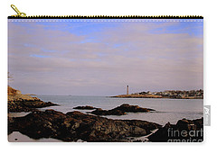 Marblehead Harbor And Light Carry-all Pouch