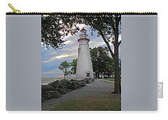 Carry-all Pouch featuring the photograph Marblehead Ohio by Angela Murdock