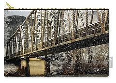 Marblemount Wa Bridge Carry-all Pouch