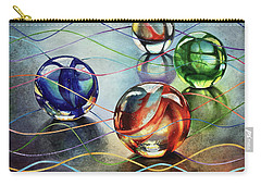 Marbles 4 Carry-all Pouch