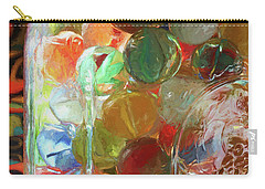 Marbles In A Jar 2 Painterly Carry-all Pouch